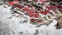 Ураган «Ирма» нагнал девятиметровые волны на Кубу