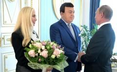 Владимир Путин поздравил Иосифа Кобзона с Днем рождения