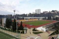 На капитальный ремонт футбольного поля в Сочи выделено 62 млн рублей