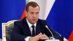 Дмитрий Медведев поздравил кубанцев с прошедшими выборами