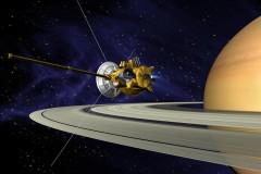 Межпланетная станция «Кассини» сгорела в атмосфере Сатурна