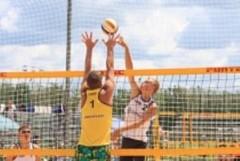 В Анапе разыграли награды регионального Кубка по пляжному волейболу