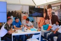 «Ростелеком» познакомил жителей Кубани с телеком-новинками в День Краснодарского края
