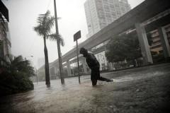 В Доминикане ураган