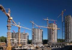 С начала 2017 года на Дону построили 1,35 миллиона кв. м жилья