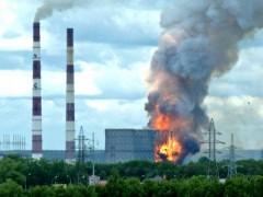 Число пострадавших при взрыве на ГРЭС в Рязанской области возросло до двух