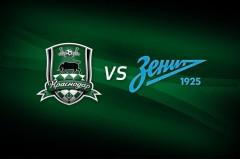 На 36-й минуте «Зенит» забил второй гол «Краснодару»