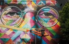 Более 3 тысяч ростовчан посетили фестиваль уличного искусства «30 граней тебя»