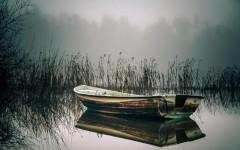 В Алексине рыбак утонул, пытаясь догнать уплывавшую лодку