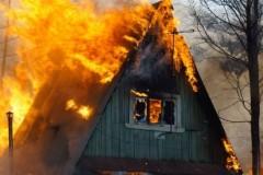 В Свирске двое взрослых и двое детей погибли при пожаре