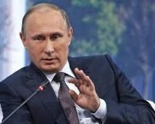 Владимир Путин прибыл в Туркменистан