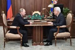 Владимир Васильев назначен врио главы Дагестана