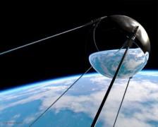Сегодня 60-я годовщина запуска первого в мире искусственного спутника Земли