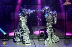 В Сочи пройдет международная битва роботов