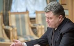 Порошенко продлил на год закон об особом статусе Донбасса?