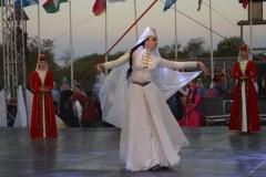 В XVIII Международном фестивале мастеров искусств «Мир Кавказу» приняли участие порядка 20 тысяч человек
