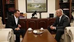 Губернатор Кубани встретился с президентом Союза ММА России Федором Емельяненко