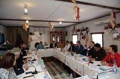 Заседание Координационного совета Ассоциации «Юг» прошло в «Атамани»