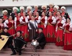 Кубанский народный ансамбль казачьей песни «Колос» стал победителем Всероссийского конкурса