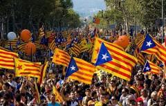 Власти Каталонии подписали декларацию о независимости