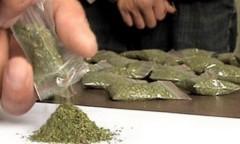 В Чечне за сутки выявлено пять фактов незаконного хранения наркотиков