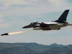 ВВС Израиля уничтожили батарею ПВО в Сирии