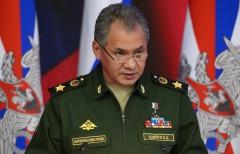 Шойгу: Операция в Сирии подошла к завершению