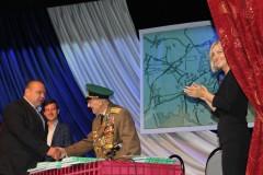 В Невинномысске состоялась презентация книги «Мы - пограничники»