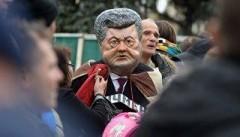 В Киеве возобновился митинг у здания Рады