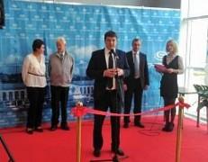 В Сочи открылась специализированная выставка «Мебельный вернисаж»