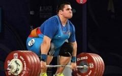 Кубанские тяжелоатлеты завоевали четыре медали на первенстве Европы