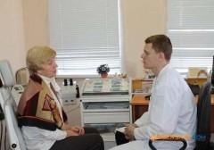 Краевые врачи проконсультировали жителей Темрюкского района