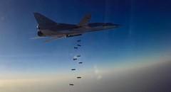 Российские самолеты нанесли удары по пунктам управления ИГ* в Сирии