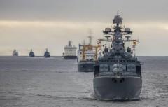 ВМФ создает систему мониторинга Северного морского пути