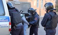В центре Москвы 5 ноября полицейские задержали более 300 человек