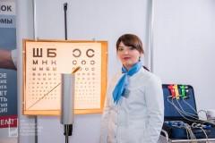 Порядка 600 юных сочинцев обследовались у московских врачей