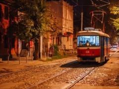 В Краснодаре ночью изменят схема движения пяти трамвайных маршрутов