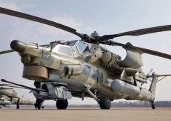 Вертолеты Ми-28УБ передают ВКС России