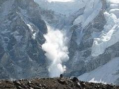 В горах Краснодарского края по-прежнему лавиноопасно