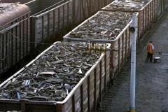 В Невинномысске мужчина за несколько дней вынес с предприятия около 2 тонн металлолома