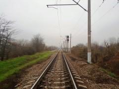 В Крымске несовершеннолетний оказался под колесами поезда