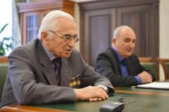 Мурат Кумпилов встретился с известным ученым Юрием Гукетлевым