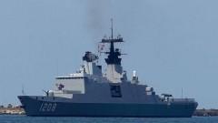 """В Черном море замечен французский """"фрегат-невидимка"""""""