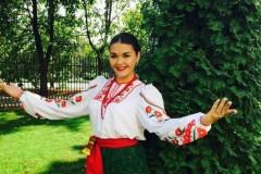 Краснодарская вокалистка победила на международном конкурсе «На семи ветрах»