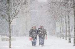 МЧС: На Кубани ожидаются снегопады
