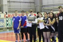 Студенты ЮИМ - лучшие по итогам городской молодежной спартакиады