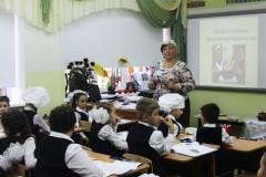 Краснодарским школьникам рассказали о здоровом питании