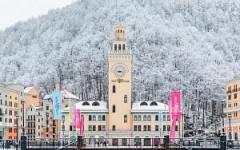Сочи вошел в топ-5 самых популярных городов России для отдыха в новогодние праздники