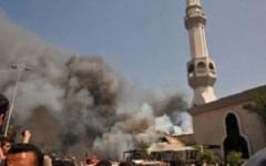СМИ: При взрыве в мечети в Египте могли погибнуть до 50 человек