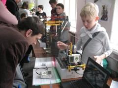 В Горячем Ключе пройдут соревнования среди юных роботехников